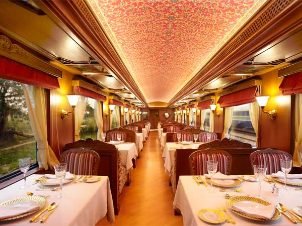 Image result for maharaja's express